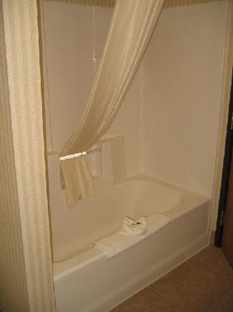 Inn on Barons Creek: king suite bathroom2