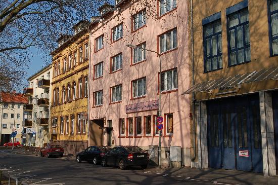 Hotel Am Kurfuerstenplatz: Hotel am Kurfuestenplatz