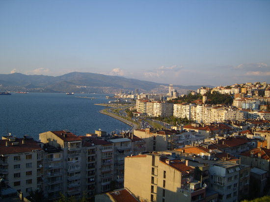 Izmir, Turchia: The view