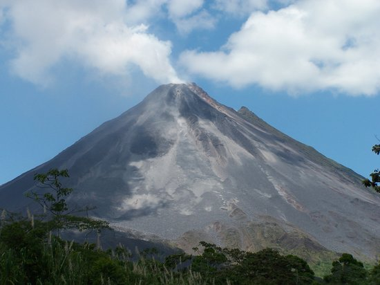 Национальный парк Arenal Volcano National Park, Коста-Рика: Arenal volcano