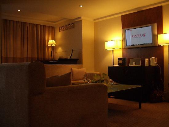 Room 1507 lounge