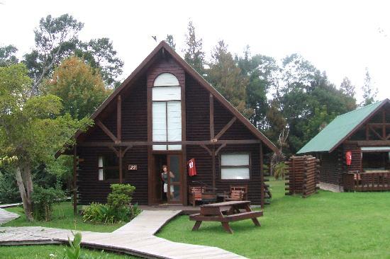 Tsitsikamma Lodge: Our Cabin