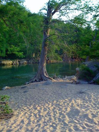 Pedernales Falls State Park: Pedernales River