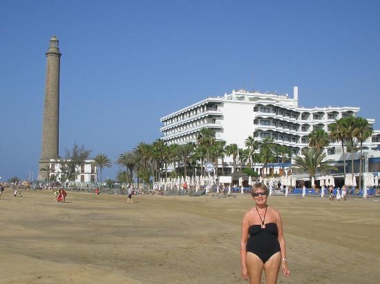 IFA Faro Hotel: Beach & Hotel