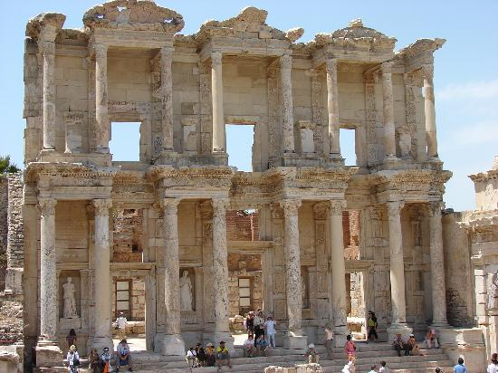 Celsus Kutuphanesi: Celsus Library