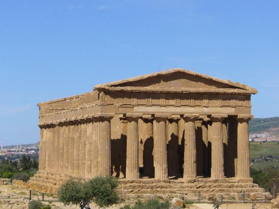 Valley of the Temples (Valle dei Templi)