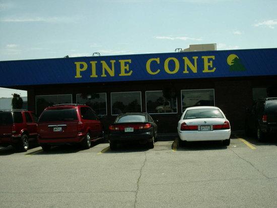 Whale Of A Cone Ii American Restaurant Westport Wa 98595