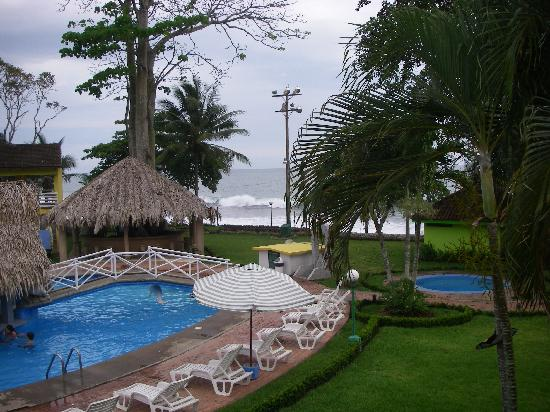 Playa Hermosa, Costa Rica: View from room