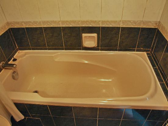Hotel Orkid Melaka: The Bathtub