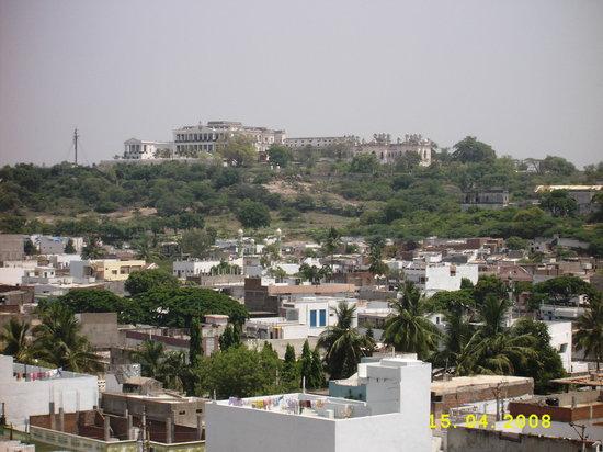 Taj Falaknuma Palace : Falaknuma Palace, Hyderabad