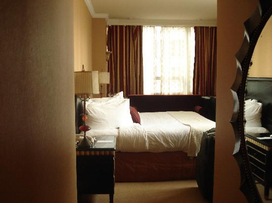 InterContinental Chicago: IH-Chicago-Bedroom