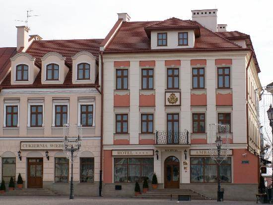 Hotel Ambasadorski: Hotel Ambasador