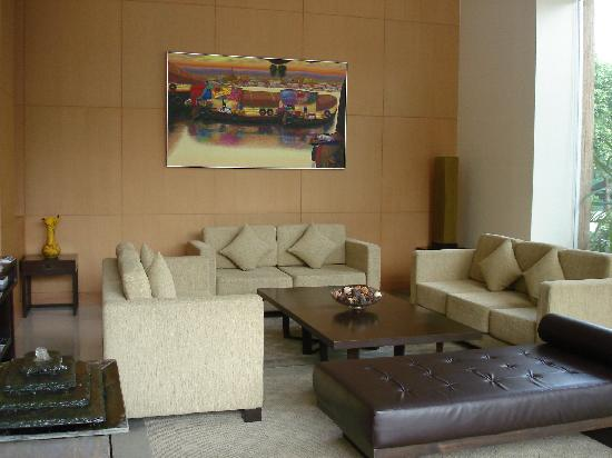Abloom Exclusive Serviced Apartments: Hotel Lobby