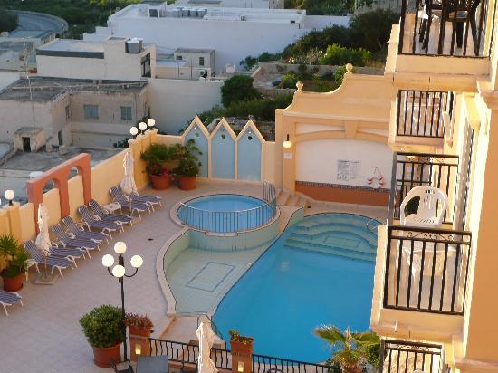 Pergola Hotel & Spa : l'hotel