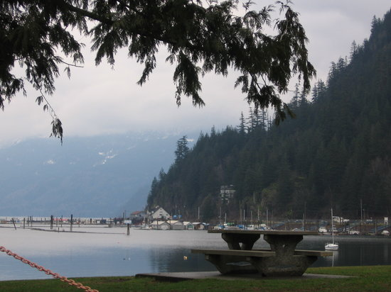 Colombie-Britannique, Canada : Harrison Hot Springs
