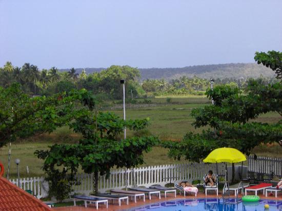 Palmarinha Resort & Suites: the 'quiet' pool