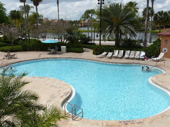 Small pool at block 9a picture of disney 39 s coronado for Pool show orlando