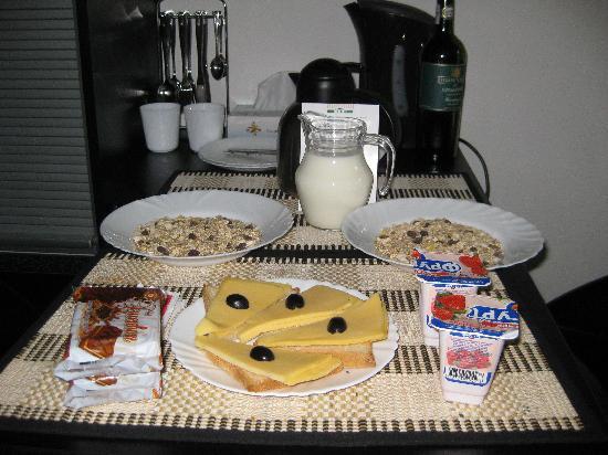 Sonya Hotel : Breakfast