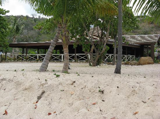 Galley Bay Resort: Ismays Restaurant