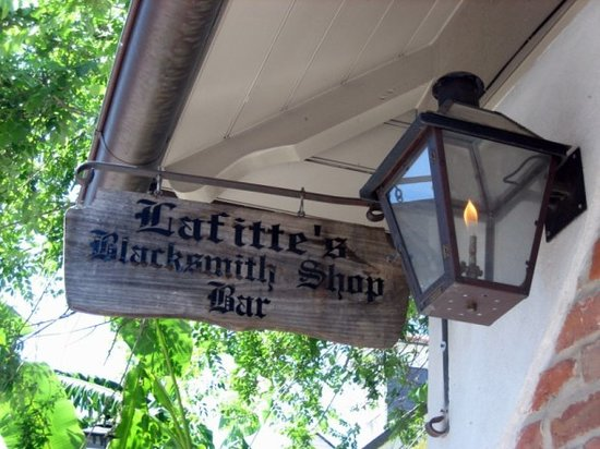 ‪Lafitte's Blacksmith Shop Bar‬