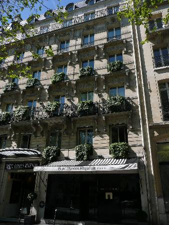 Elysees Regencia Hotel Paris Tripadvisor