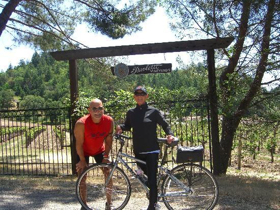 Biking Tours In Napa Valley Reviews