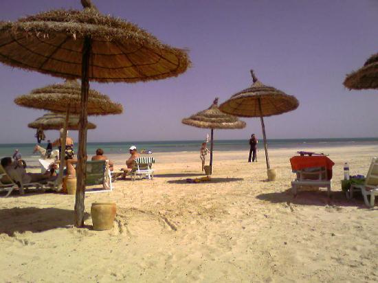 Seabel Rym Beach: plage