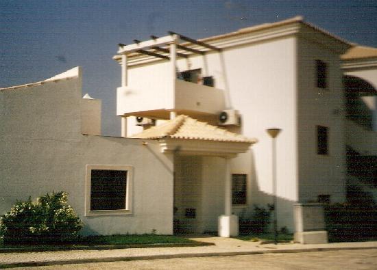 Jardins da Falesia : Entrance to our apartment