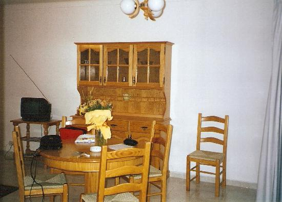 Jardins da Falesia: Dining area