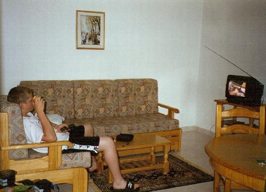 Jardins da Falesia : Living room