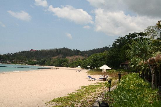 Pimalai Resort and Spa: The beach