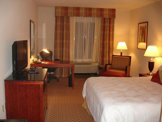 Hilton Garden Inn Tucson Airport: Room 202