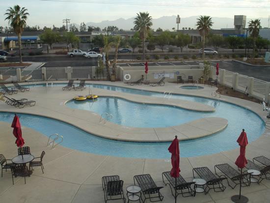 Hilton Garden Inn Tucson Airport: Pool