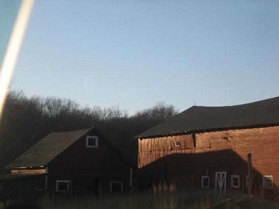 East Lyme, CT: barn