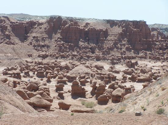 Goblin Valley State Park: Goblin Valley -1
