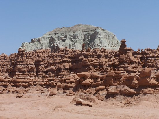 Green River, UT : Goblin Valley-3