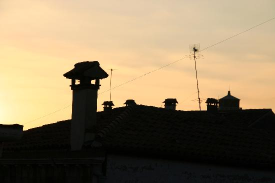 Hotel La Forcola: Another window view