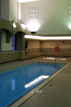 Travelodge Hotel Calgary Macleod Trail: Pool