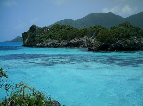 산안드레스 섬 이미지