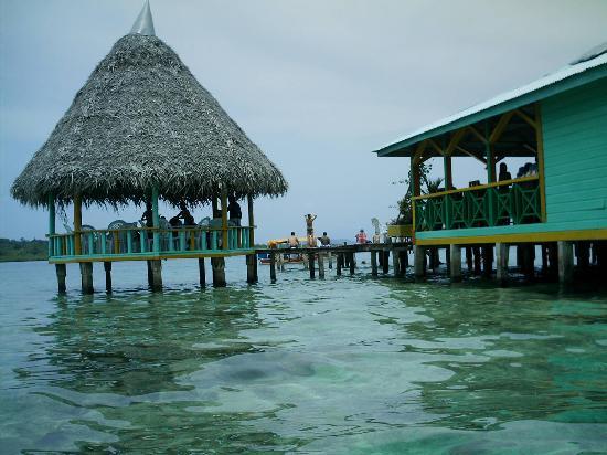 Bocas Town, Panama: cayo coral- bocas del toro