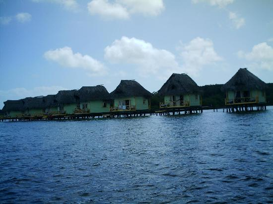 Bocas Town, Panama: hotel punta caracol- bocas del toro