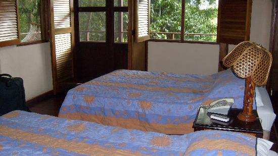 Hotel La Garza: Hotel La Garza Room Interior