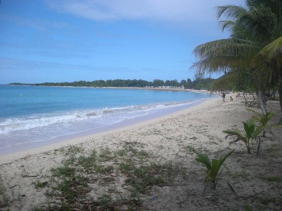 Guadeloupe: Plage du Souffleur, Port-Louis