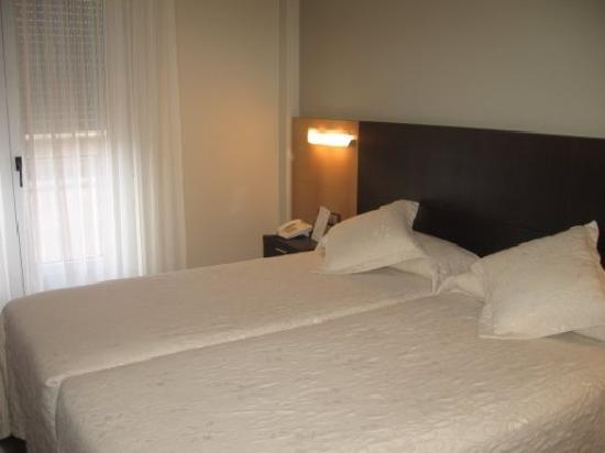 Hotel Rios : Habitación