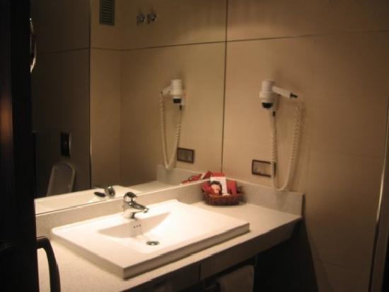 Hotel Rios : Baño