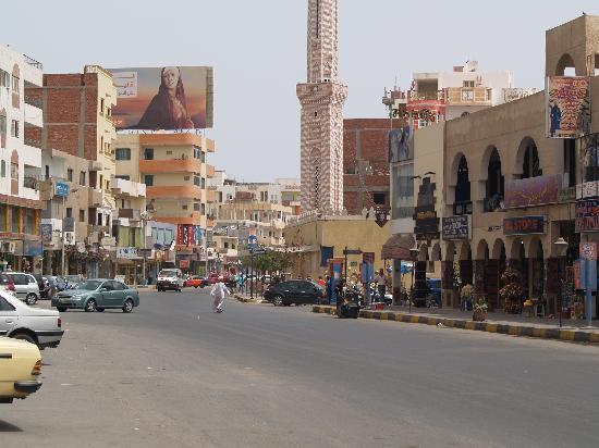 Downtown Hurghada - Bild von Sheraton Soma Bay Resort - Tripadvisor