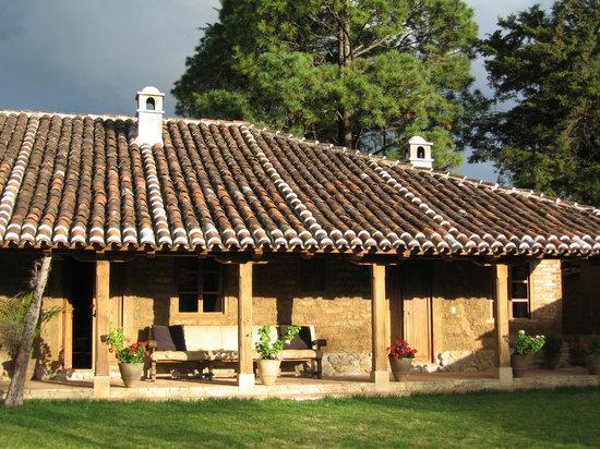 Parador San Juan de Dios, January'08