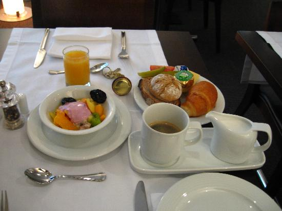 Hotel Helmhaus: Exquisite Breakfast at Helmhaus