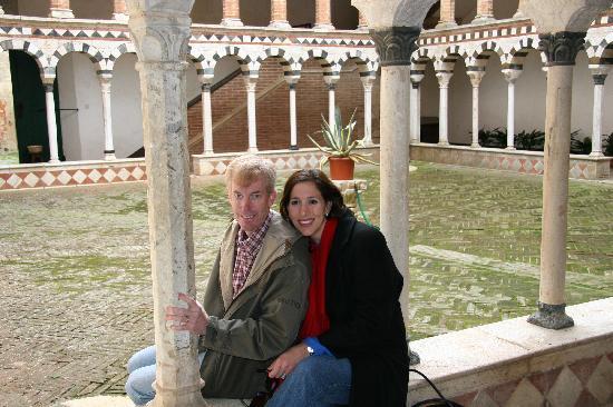 Il Castello del Poggiarello di Stigliano: Local Medieval Monastary we would never have found without help