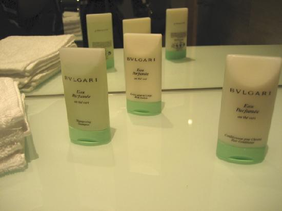 Avalon Hotel: Toiletries